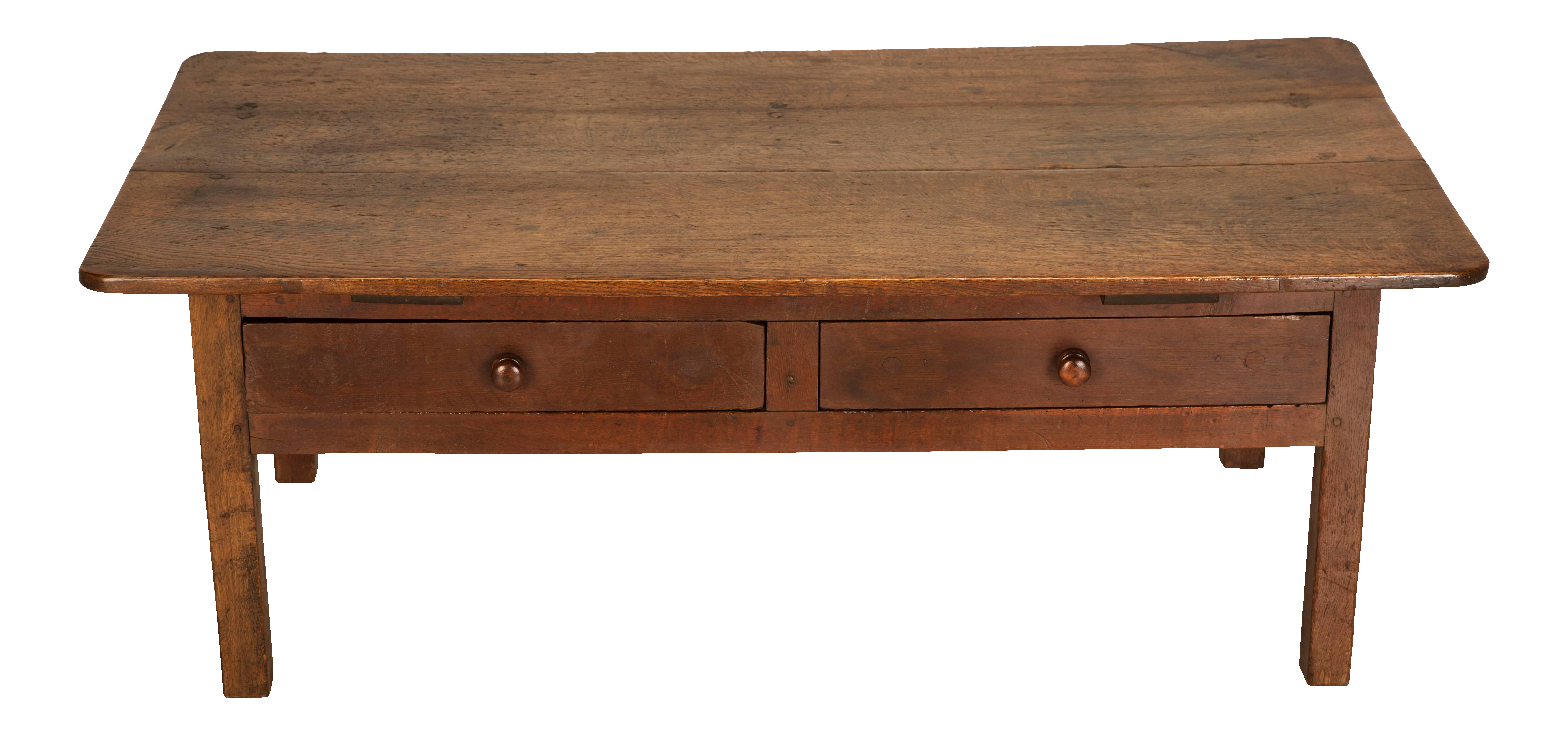 Charmant Antique Country French Style Coffee Table
