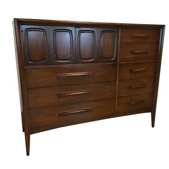 Midcentury Modern Broyhill Premier Dresser For Sale