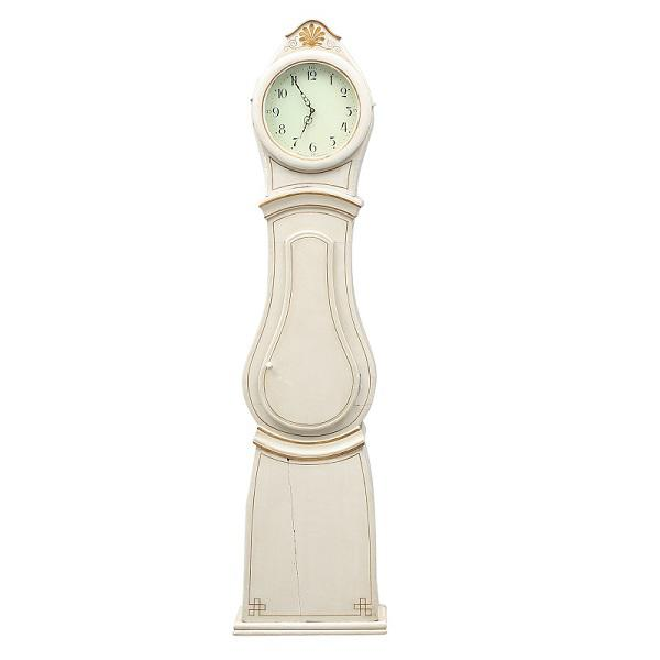 Antique Swedish Mora Clock For Sale - Image 4 of 6