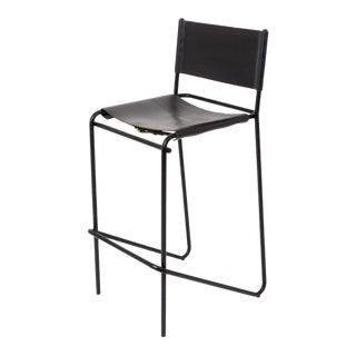Steven Bukowski Contemporary Flora Bar Stool For Sale