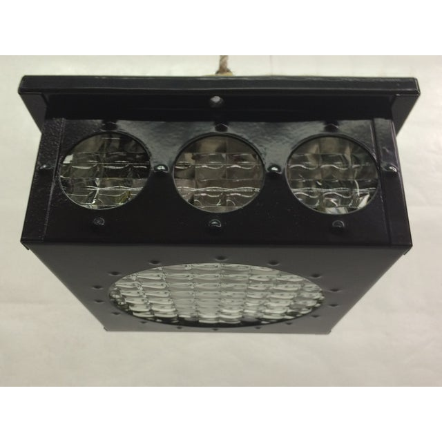 1960s Flush Mount Fixtures - A Pair - Image 4 of 5