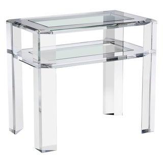 Interlude Home Surrey Bedside Table For Sale