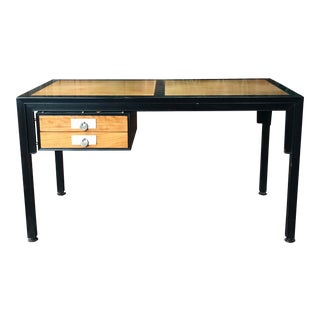 Mid-Century Modern Desk by Michael Taylor for Baker Furniture Company For Sale
