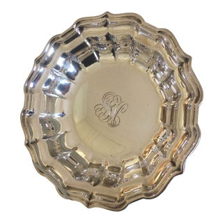 Gorham Chippendale Sterling Bowl For Sale