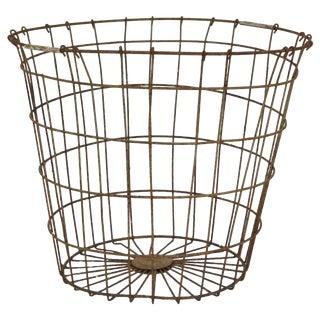 Vintage Farm Baskets For Sale