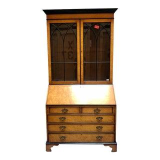 Early 20th Century Secretary Desk/Breakfront For Sale