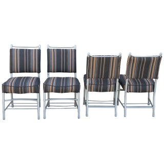 Four Warren McArthur Chairs For Sale