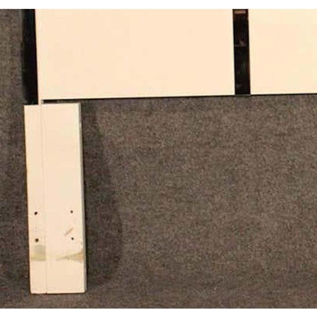 Mid-Century Modern Queen Size Headboard by John Stuart For Sale - Image 3 of 4