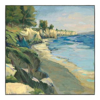Low Tide Print Framed Kenneth Ludwig Chicago For Sale