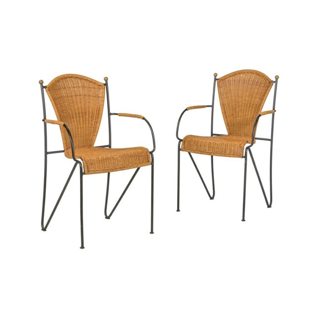 Frederick Weinberg Chairs - A Pair - Image 6 of 6