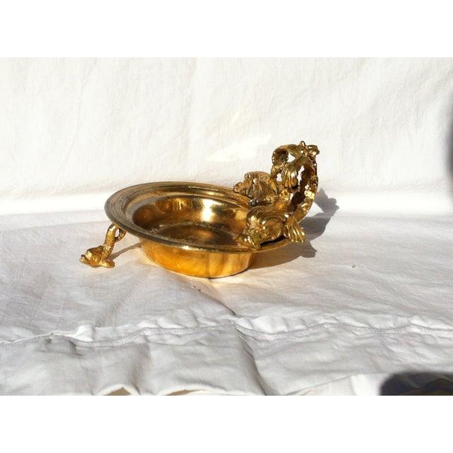 Dragon Head Gold Soap Dish - Image 8 of 8
