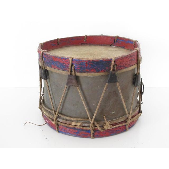 18th-Century Antique Drum - Image 2 of 8
