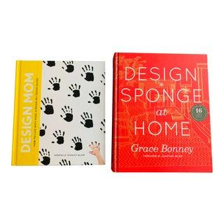 Contemporary Interior Design Books - Set of 2 For Sale