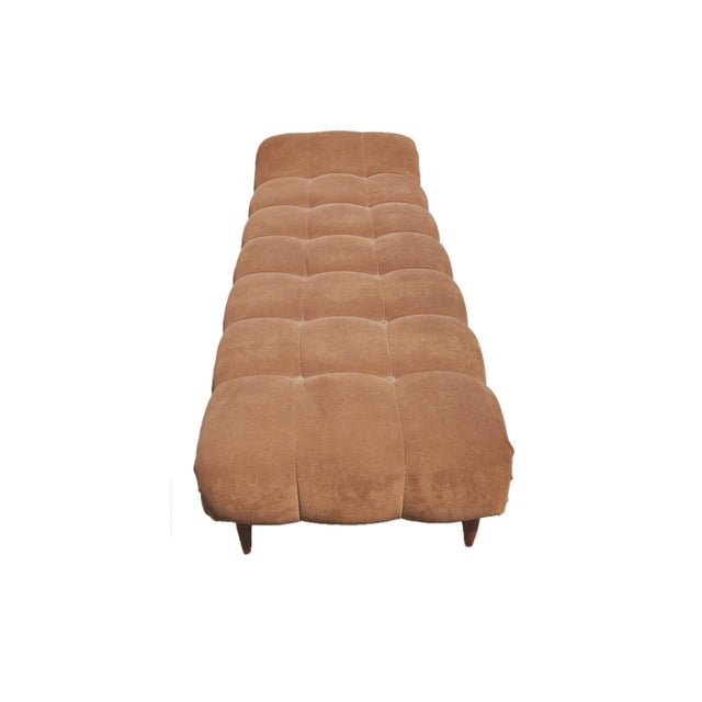 1970s Vintage Adrian Pearsall Style Gondola Chaise For Sale In Atlanta - Image 6 of 9