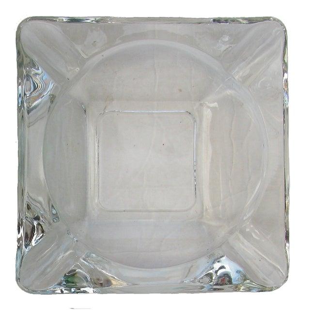 Mid-Century Modern Art Glass Ashtrays, Set of 4 For Sale - Image 4 of 7