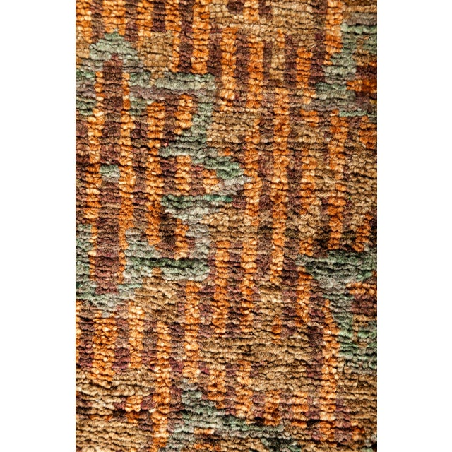 """Traditional New Hand Knotted Area Rug - 9' x 11'10"""" For Sale - Image 3 of 3"""