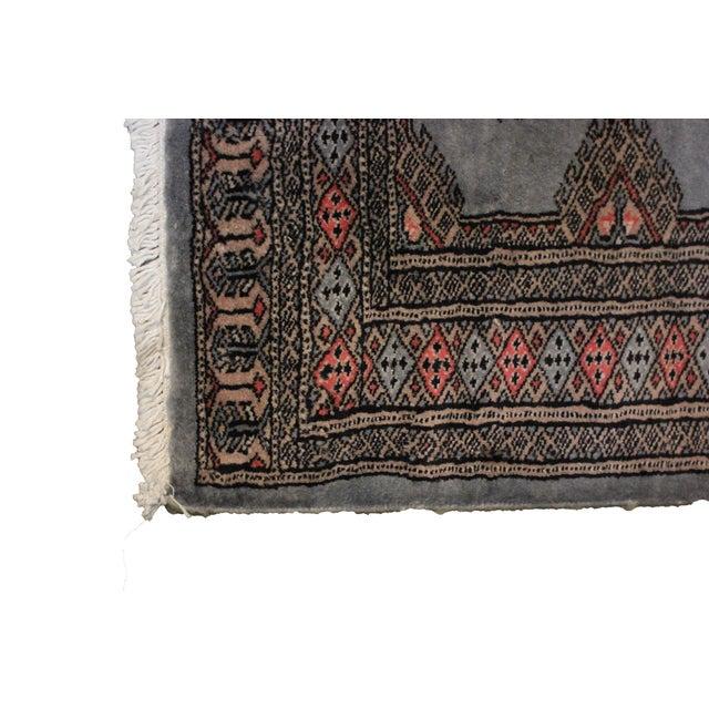 Vintage Peshawar Bokhara Rug - 2′6″ × 3′10″ - Image 3 of 5