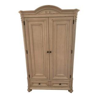 Restoration Hardware Child Ainsley Armoire For Sale