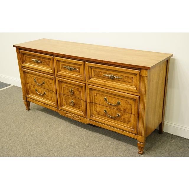 "Italian 20th Century Italian Dixie Furniture 64"" Triple Dresser For Sale - Image 3 of 13"