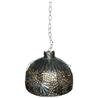 Sergio Bustamante Hanging Light For Sale