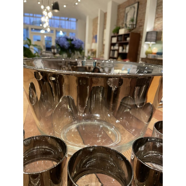 Dorothy Thorpe 1960s Mid Century Glassware For Sale In Los Angeles - Image 6 of 10
