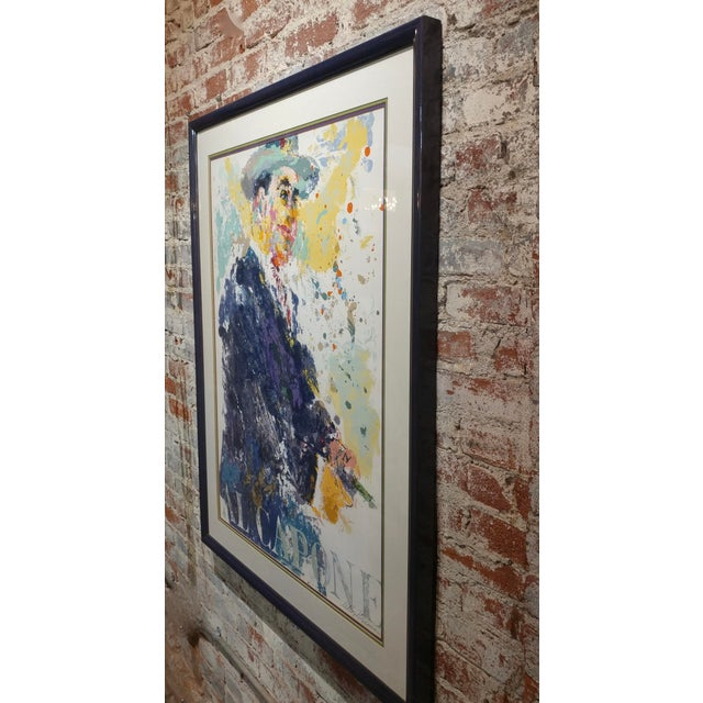 Leroy Neiman -Al Capone-Limited Edition Serigraph-Pencil Signed - Image 8 of 10