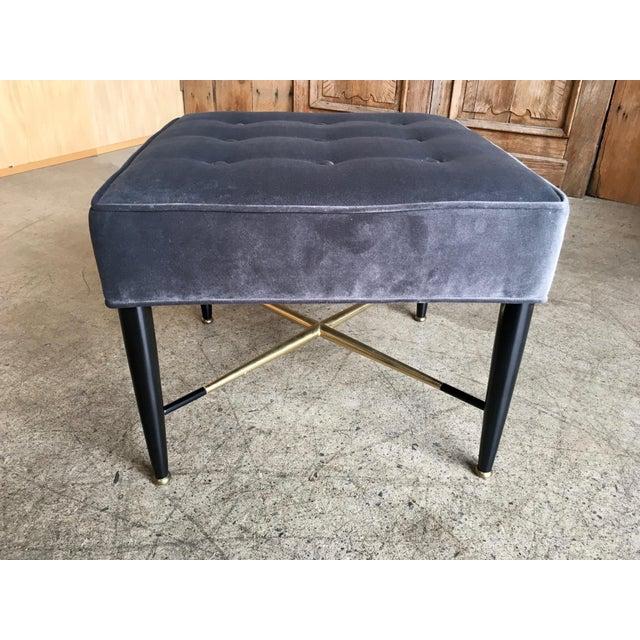 Superb 1950S Vintage Tufted Ottoman Uwap Interior Chair Design Uwaporg
