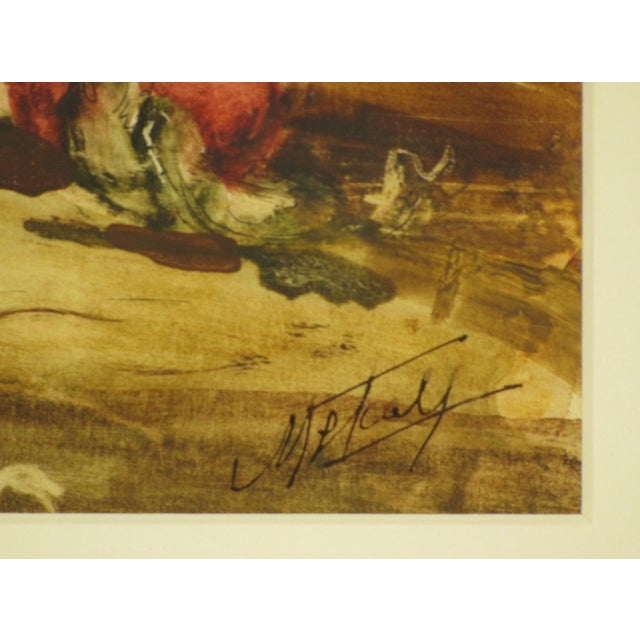 Conger Metcalf Drawing For Sale In Boston - Image 6 of 6