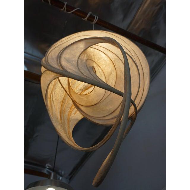 William Leslie 1980s William Leslie Pendant Lamp For Sale - Image 4 of 7