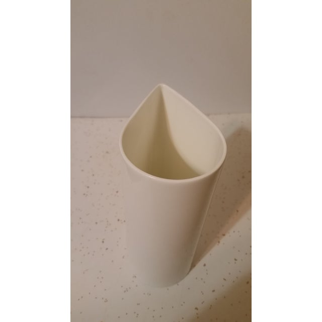 Michael Lax for Mikasa Bone China Vase - Image 2 of 6