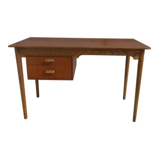 Mid-Century Danish Modern Diminutive Desk For Sale