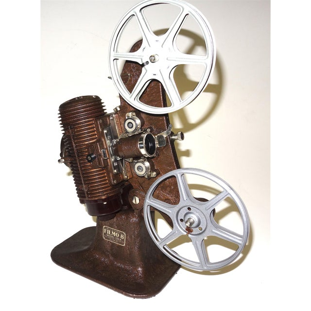 Submitted for your approval is this early Bell & Howell Motion Picture Film Projector built circa 1934. This was B&H's...