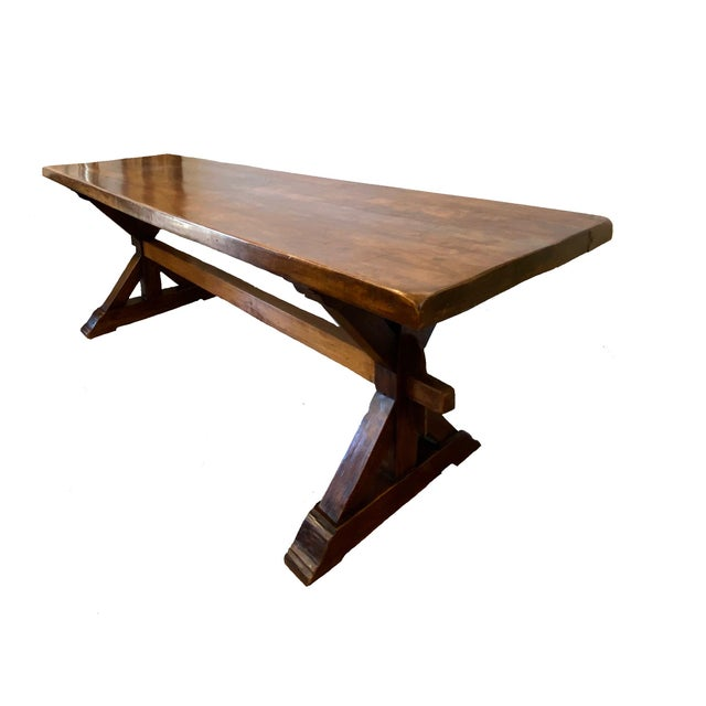 The French farm table was usually located in kitchens for everyday family meals and a more polished, formal table used in...