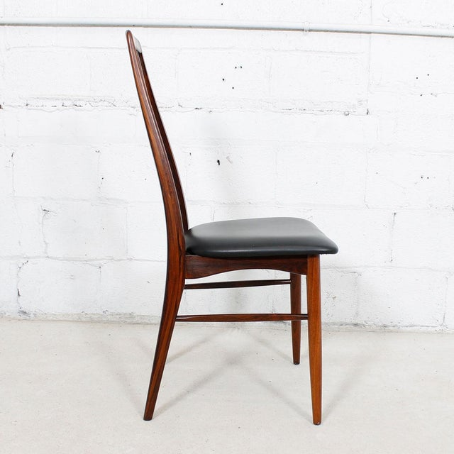 Koefoed Hornslet Rosewood Dining Chairs - Set of 10 - Image 5 of 8