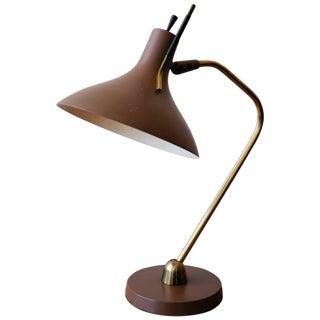 Lightolier Desk Lamp, 1950s For Sale
