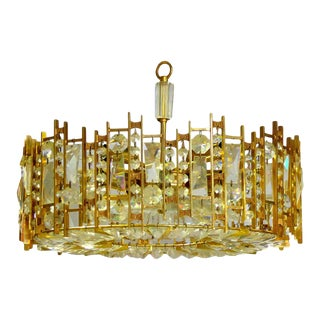1960s Chandelier by Palwa For Sale