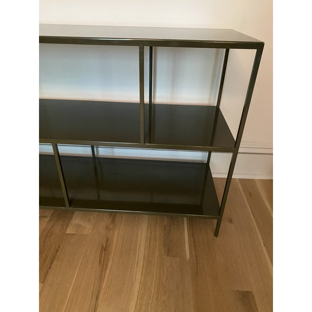 Room & Board Foshay Powder Coated Metal Shelving Unit For Sale In New York - Image 6 of 7