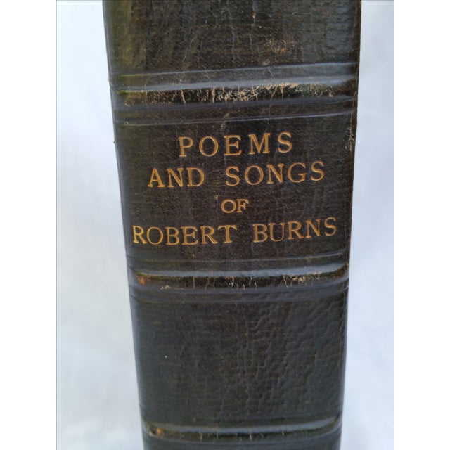 Poems and Songs Robert Burns - Image 3 of 6