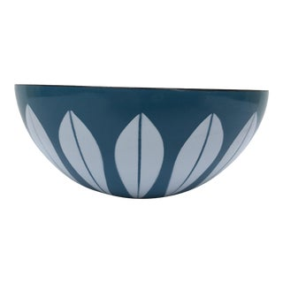 1950s Mid-Century Modern Norway Enamel Bowl For Sale