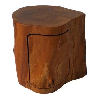 Artisan Wood Storage Box
