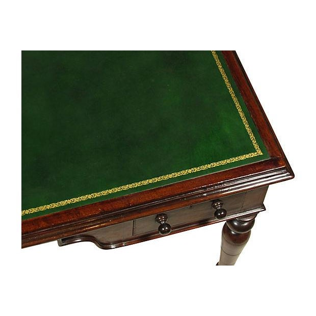 19th Cemtury British Colonial Writing Table - Image 5 of 7