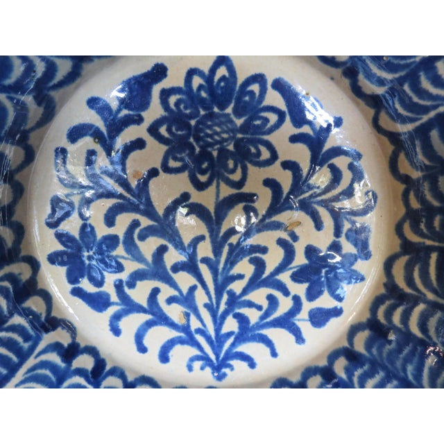 Found in Spain while on a European buying trip. Fajalauza pottery is highly sought after and collectible. Designs with...