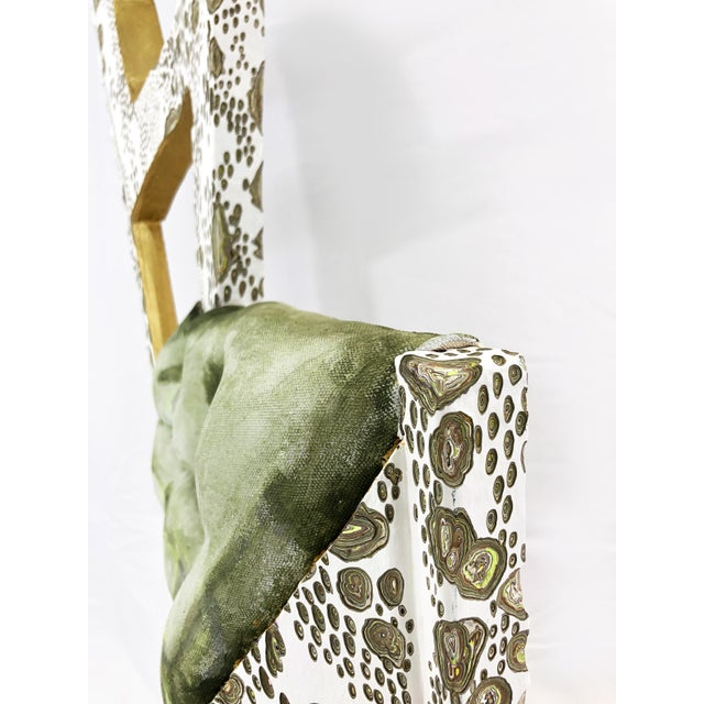 """Footprint"" Wall Sculpture by Artist Sharon Berebichez For Sale In Miami - Image 6 of 7"