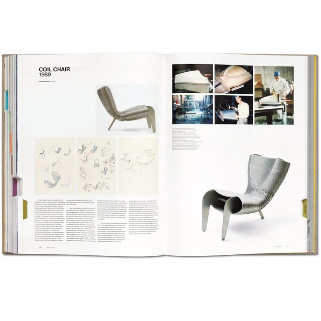 """Beige """"Works"""" by Marc Newson Autographed Collector's Edition For Sale - Image 8 of 10"""