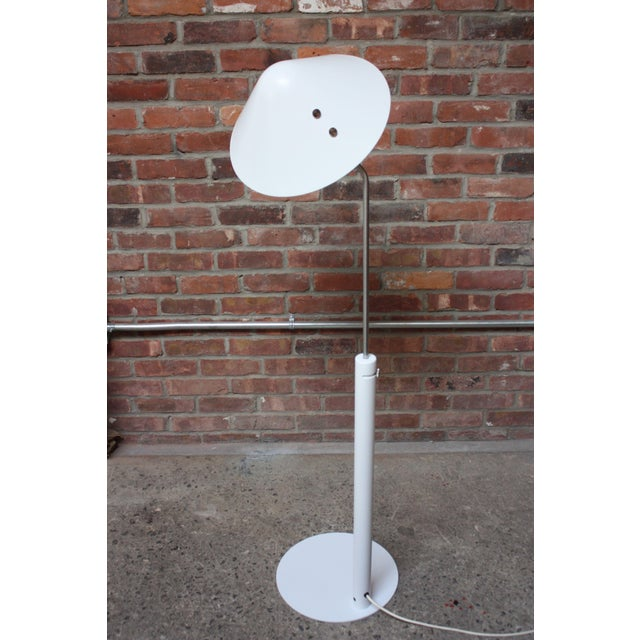 Jørgen Gammelgaard Floor Lamp in Aluminum and Chrome For Sale - Image 13 of 13