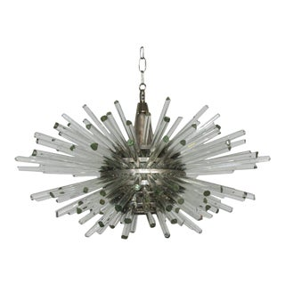 1960s Bakalowits and Sohne 'Miracle' Crystal Chandelier For Sale