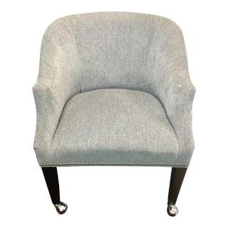 Fairfield Gray Aiden Chair For Sale