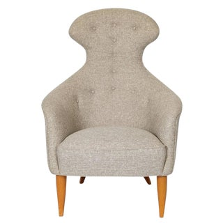 "Kerstin Hörlin-Holmquist ""Stora Eva"" Chair For Sale"