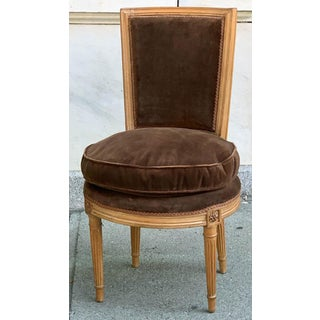 Chauffeured Side Chairs-A Pair Preview