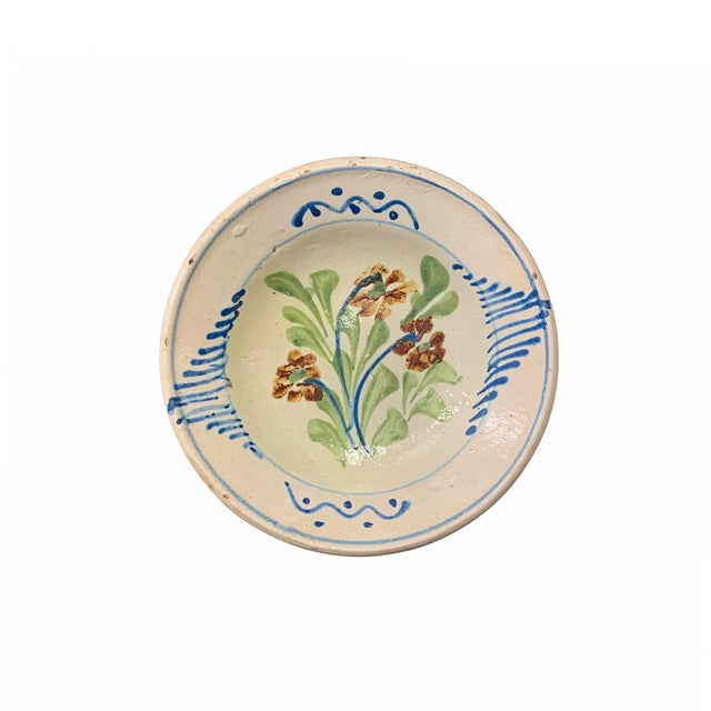 19th Century Hungarian Ceramic Bowls - Set of 12 For Sale - Image 4 of 13
